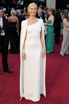 Gwyneth Paltrow in Tom Ford #oscars