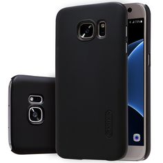 Case For Samsung Galaxy S7 back Cover Case NILLKIN Super Frosted Shield For S7 with free screen protector and Retail package