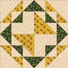 A little bit of quilt block history.