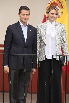 King Felipe and Queen Letizia visit Mexico - 3rd Day