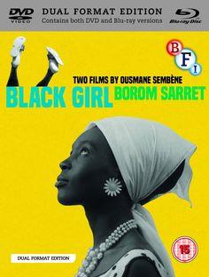Two Films by Ousmane Sembene: Black Girl, Borom Sarret - Blu-Ray/DVD (BFI Region B/2) Release Date: Available Now (Amazon U.K.)