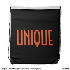 Shop Unique Drawstring Backpack created by Personalize it with photos & text or purchase as is! Drawstring Backpack, Backpacks, Unique, Bags, Shopping, Fashion, Handbags, Moda, Dime Bags