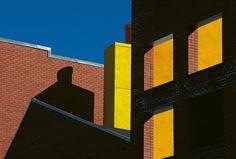 Franco Fontana, Houston, 1985, Robert Klein Gallery
