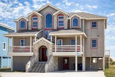The Lodge - Nags Head Vacation Rentals - Outer Banks Blue