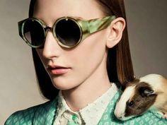 Cat Eye Style Sunglasses Trends 2012