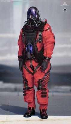 Chinese Pilot by simonfetscher.deviantart.com on @DeviantArt