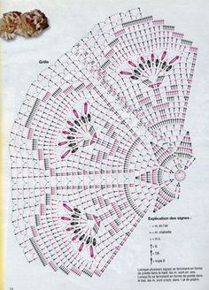 Home Decor Crochet Patterns Part 6 - Beautiful Crochet Patterns and Knitting Patterns Filet Crochet, Beau Crochet, Crochet Doily Diagram, Crochet Doily Patterns, Crochet Chart, Crochet Home, Thread Crochet, Crochet Scarves, Crochet Doilies