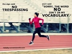 any runner who has tried to get a track workout in will get this! via runnersworld Running Inspiration, Motivation Inspiration, Fitness Inspiration, Running Posters, Running Quotes, Workout Quotes, Track Workout, Running Workouts, Speed Workout