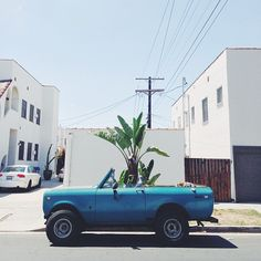 my would-be ride in cali