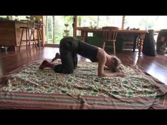 Wake up with Feldenkrais - Spine, hips, back alive. - YouTube