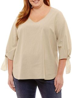 94e07c5ba3b Plus size blouse fashions. Disclosure  My pins are affiliate links ...
