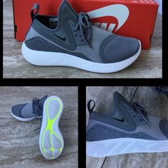 1fa9b51a53 Nike Shoes   Brand New Never Worn Nike Lunarcharge   Color: Black/White    Size: 7