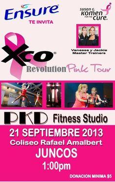 Revolution Pink Tour 2013 @ Coliseo Rafael Amalbert, Juncos #sondeaquipr #revolutionpinktour #coliseorafaelamalbert #juncos