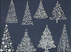 Merry Christmas Typography, Christmas Ad, Soft Curls, Angel Ornaments, Die Cutting, Filigree, Reindeer, Gift Tags, Vines