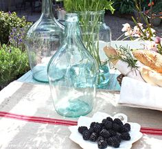Simple Glass vase