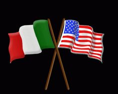 italian and american flags together - Google Search