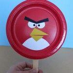 Angry Bird Paddles