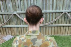 Kysienn Hairnets are just not for our treasured little dancing Queens!! They are also great for anyone in the military or anyone that is required to wear their  hair in a bun. It's an undiscovered treasure... visit www.kysienn.com #hairnet #military #army #australiandefenceforce #usmilitary #armedforces #womaninmilitary #militarywomen #policewoman