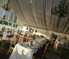Our Wedding! 5/31/2014, The Lake House Inn, Reception.