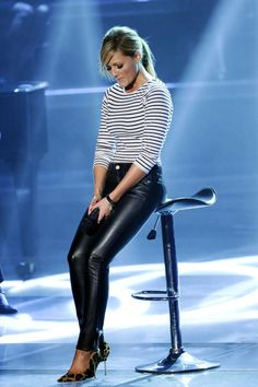 Helene Fischer attends Welcome to Carmen Nebel