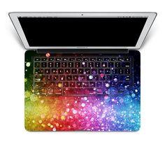 macbook keyboard cover - macbook keyboard Cover decal Retina Macbook keyboard sticker Decal Shining Decal sticker