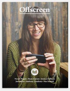 Offscreen Magazine — a print magazine about pixel people