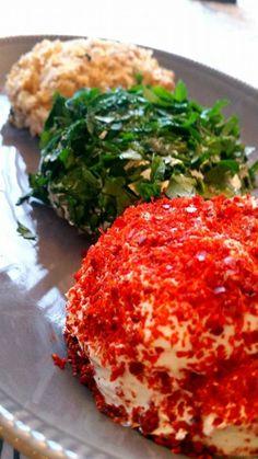 Lättgjord färskost - ZEINAS KITCHEN Diy Food, Chutney, Lchf, Salmon Burgers, Deli, Food Inspiration, Tapas, Food And Drink, Snacks