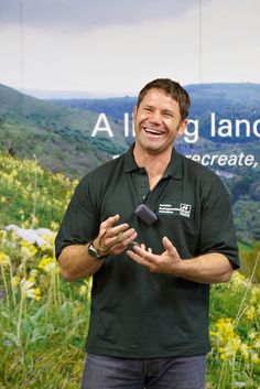 On the 11th July 2012 we held a special event for our Wildlife Trust family members with childrens TV presenter Steve Backshall.