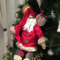 Tilda Santa Claus