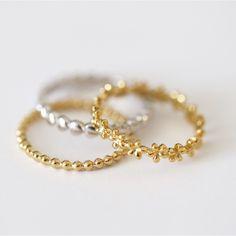 Ringe Bangles, Bracelets, Gold, Jewelry, Rings, Jewlery, Bijoux, Schmuck, Jewerly