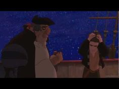 Treasure Planet - Silver's Speech to Jim  http://toonhalloffame.com