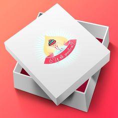 Cajitas 😊🎂🍰🍒🍫  -  -  -  #visualidentity #packaging #packagingdesign #boxes #identidadvisual # #vector #vectorart #vectorillustration #graphicdesign #identity #designer #lines #dessert #cupcakes #kizzylugo #ilustradora #illustrator #illustree #design...