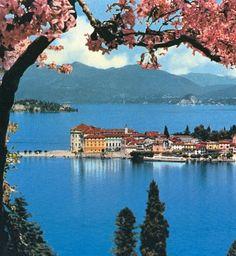 Lac Majeur, Italie