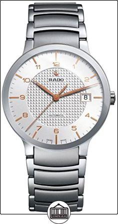 Rado R30939143de la mujer Centrix analógica Swiss reloj de acero inoxidable automático de Rado  ✿ Relojes para mujer - (Lujo) ✿