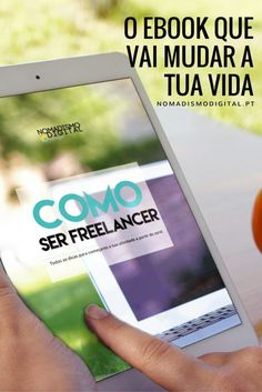O Ebook Como Ser Freelancer escrito e produzido pela equipa do Nomadismo Digital…