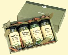Delicious And Versatile Salt Free Spices. I Think I May Buy A Set As