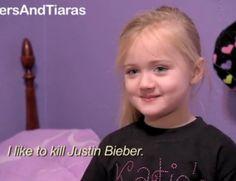 Bridgett Toddlers & Tiaras haha this cracks me up
