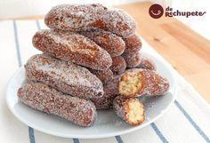 Cómo hacer huesillos extremeños. Receta dulce tradicional de Extremadura que se preparan desde Todos los Santos, pasando por Carnaval hasta Semana Santa.