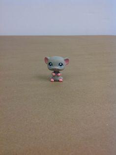 Littlest Pet Shop, LPS, #80 Mouse