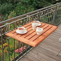 Podrias hacer una mesa para el balcon con el soporte de la bici