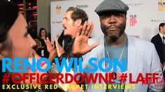 "Reno Wilson ""Officer Carter"" interviewed at the World Premiere of ""Officer Downe"" Los Angeles Film Festival #LAFF @RenoWilson"