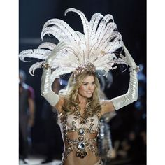 Victoria s Secret Fashion Show 2012 found on Polyvore