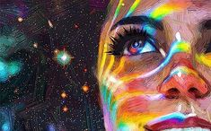 How You Can Prepare For The Upcoming Super New Moon To Align Yourself With More Abundant Experiences And Outcomes. Statues, Twin Flame Relationship, Psychedelic Drawings, Cancer Sign, Scrap Metal Art, New Moon, Wedding Humor, Abstract Watercolor, Fractal Art