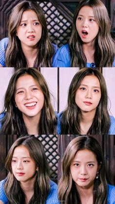 Jisoo Do Blackpink, Blackpink Jisoo, South Korean Girls, Korean Girl Groups, Blackpink Members, K Wallpaper, Black Pink Kpop, Blackpink And Bts, Blackpink Photos