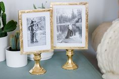 Home Decor dollar store Designer Style DIY Decor with Dollar Store Frames Table Top Frames- An inexpensive and easy way to make pretty decor is with dollar store materials! Check out all of this pretty home decor made with dollar store frames! Dollar Store Hacks, Astuces Dollar Store, Dollar Stores, Diy Kitchen Decor, Diy Home Decor, Kitchen Decorations, Christmas Decorations, Decorating Kitchen, Diy Decorating