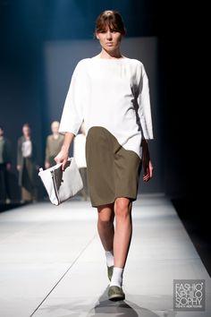 MATUSZELAŃSKA /fot. Łukasz Szeląg / #GalaAbsolwentów2013 #ASP #FashionWeekPoland #Lodz #FashionPhilosophy #FashionDesigners