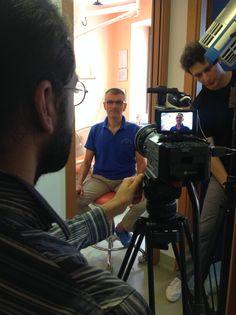 Live intervista al Dott. Davis Cussotto - Studio dentistico Il Mulino @mulinoasti #eccellenzadentale #unidi #backstage