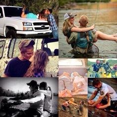 Country couple, if only the Chevy was a Ford in this collage. Country Couple Pictures, Cute Country Couples, Country Girl Quotes, Cute N Country, Cute Couple Pictures, Cute Couples Goals, Country Boys, Country Life, Couple Ideas