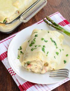 Springtime Aspargus and Homemade Chicken Sausage Lasagna- The Spice Kit Recipes (www.thespicekitrecipes.com)