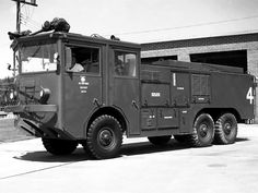 O-11A USAF Crash Truck